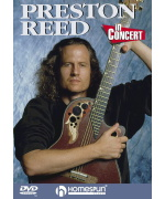 PRESTON REED in concert DVD w/Laurence Juber