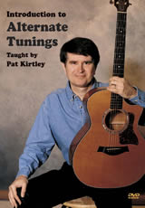 Intro To Alternate Tunings -DVD