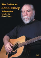 The Guitar of John Fahey Vol. 1 -DVD