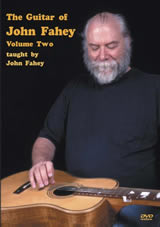 The Guitar of John Fahey Vol. 2 -DVD