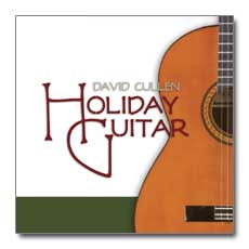 Holiday Guitar - David Cullen