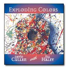 Exploding Colors - David Cullen