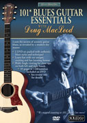 101* Blues Guitar Essentials 2 DVD set