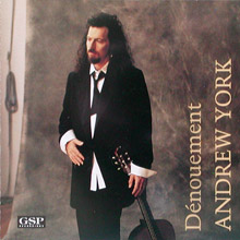 Denoument - Andrew York
