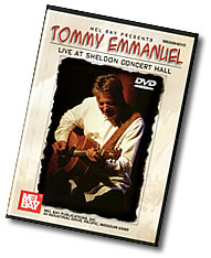 Tommy Emmanuel Live at Sheldon Concert Hall