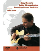 Easy Steps to Guitar Fingerpicking - Happy Traum