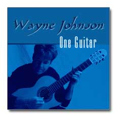 One Guitar - Wayne Johnson