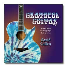 Grateful Guitar - David Cullen